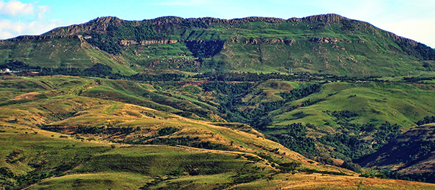 Estcourt, in KwaZulu-Natal, South Africa